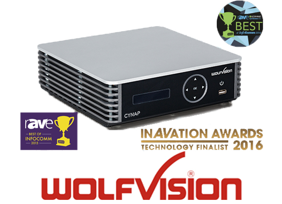 WolfVision Cynap
