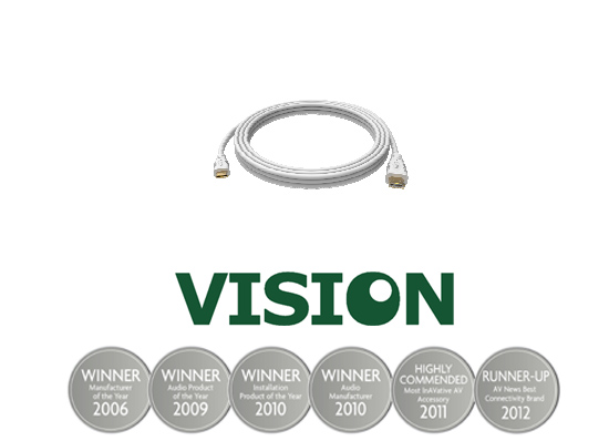 Vision Techconnect HDMI Mini HDMI - C to HDMI-A Cables