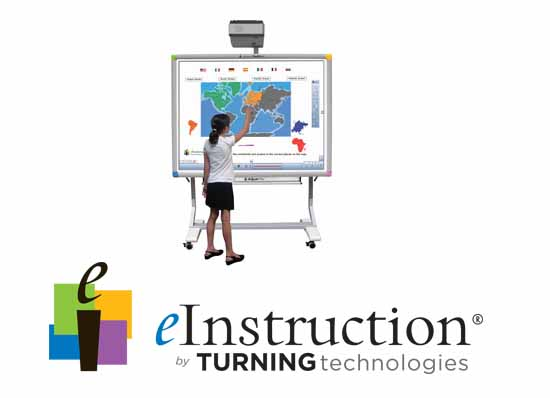 eInstruction Touchboard