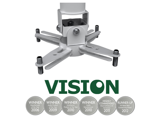 Vision TM-CC Projector Mount