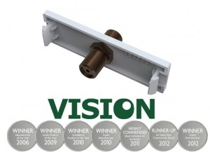 Vision TC2 F EU - European Screw Type Aerial F Connector