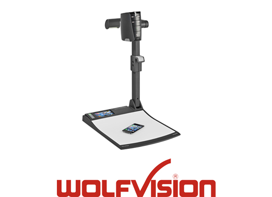 WolfVision VZ-8plus4 Visualizer