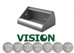Vision Techconnect TC2 Table Mount Sloping Back Box